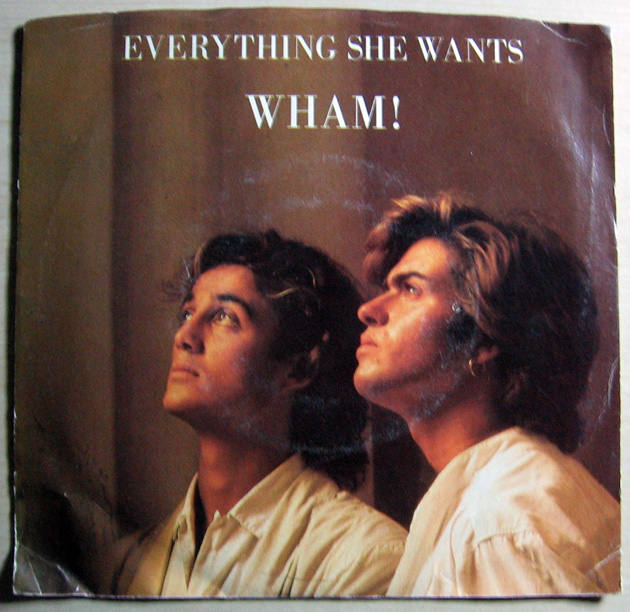 Wham Everything She Wants Records Lps Vinyl And Cds