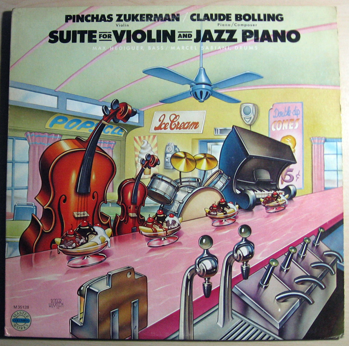 Suite For Violin and Jazz Piano