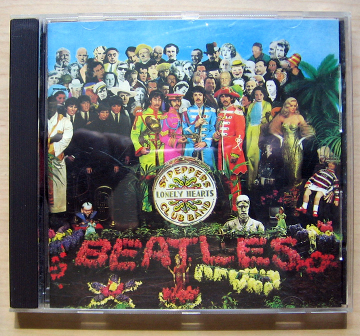 Beatles Sgt Peppers Lonely Hearts Club Band Records Lps