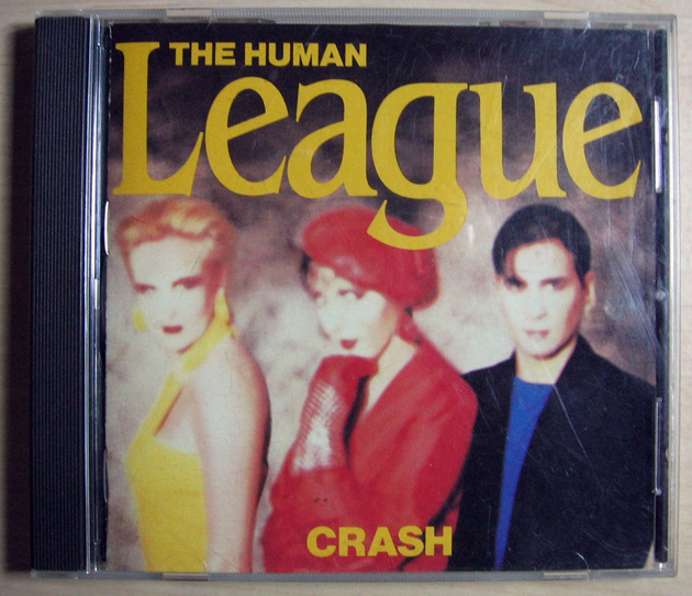 Human League - Crash Album