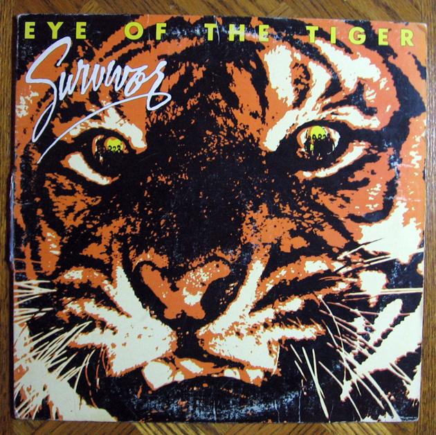 Survivor - Eye Of The Tiger Album