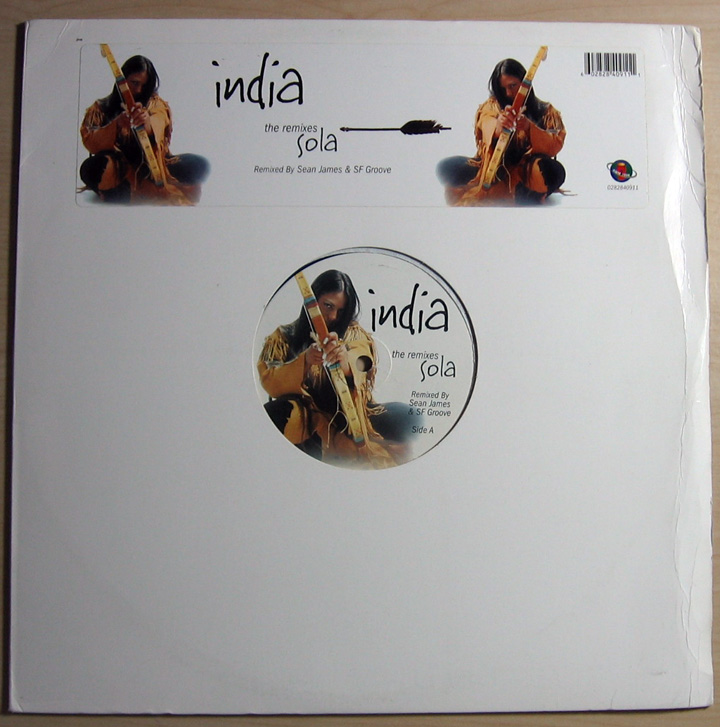 India - Sola: The Remixes