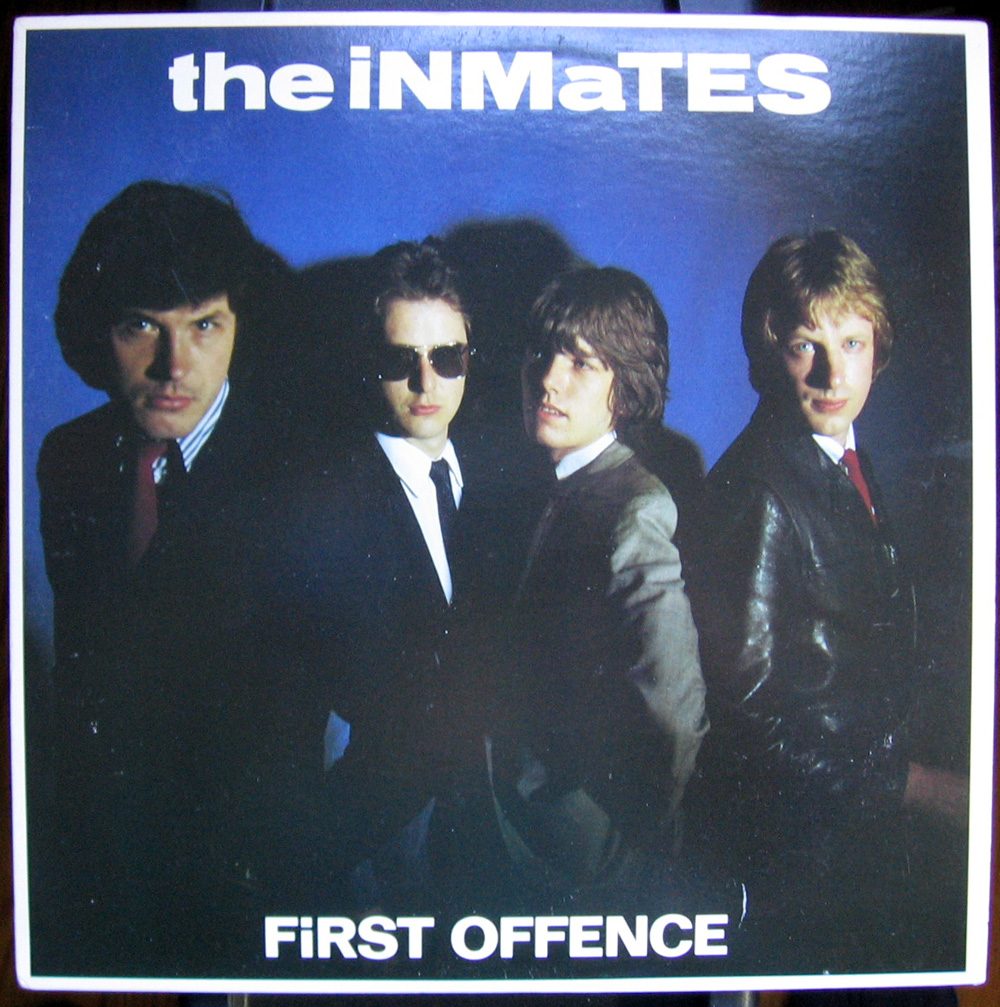 Inmates - First Offence EP