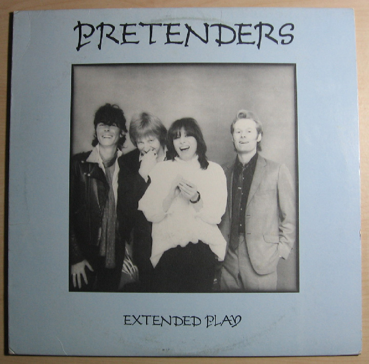 Pretenders - Extended Play Record