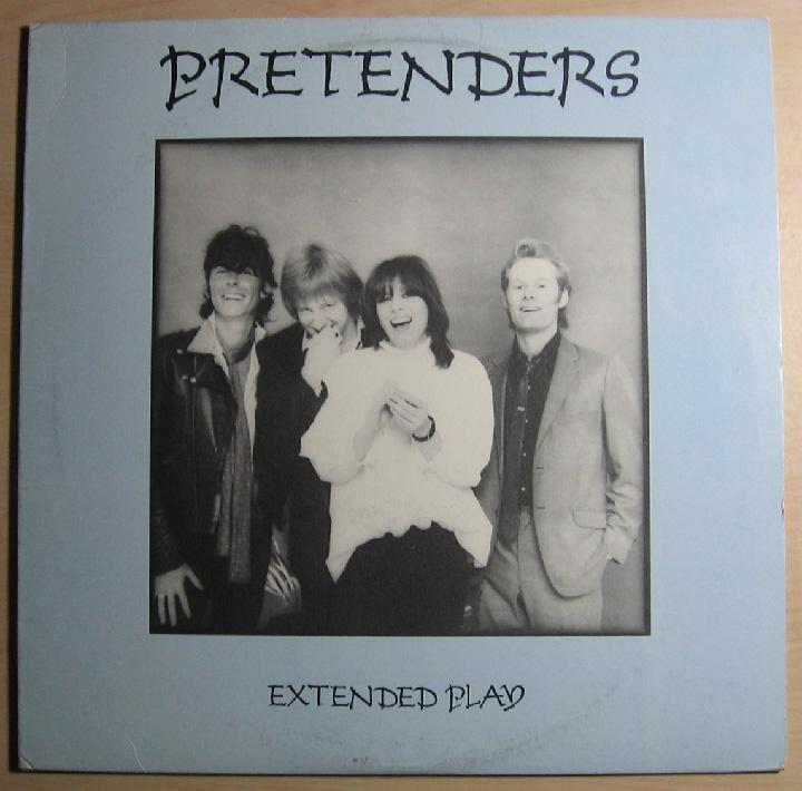 Pretenders - Extended Play Album