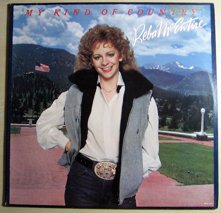 Reba Mcentire My Kind Of Country Records, LPs, Vinyl and CDs ...